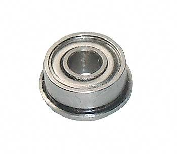 Ball Bearing 1/8x5/16 Flanged Robitronic