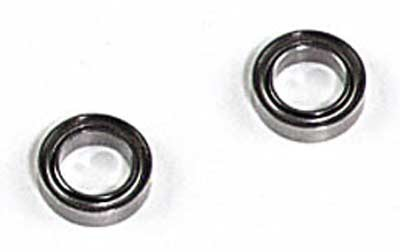 Ball Bearings, Metal Shielded # 1/4 x 3/8# (1 pair)