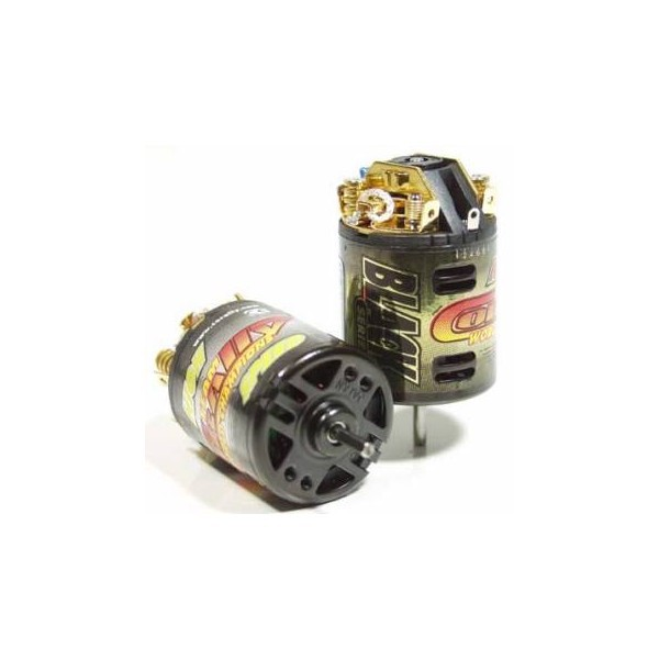 BLACK SERIES PRO MODIFIED Motor, 16 Double Silver