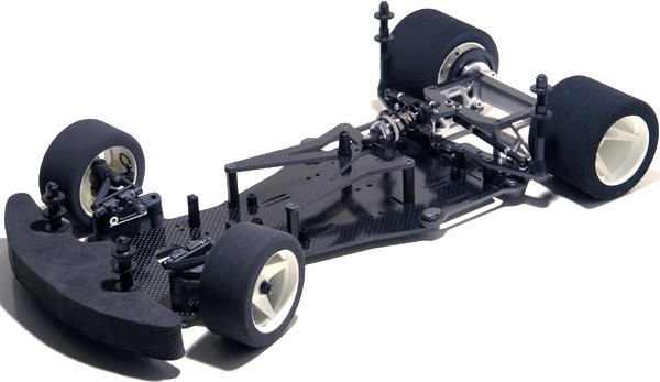 CORALLY 10SL  RC placka pancar 1/10 v provedení link World GT