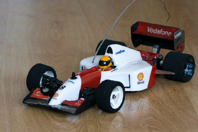 F1 Body # Low Front