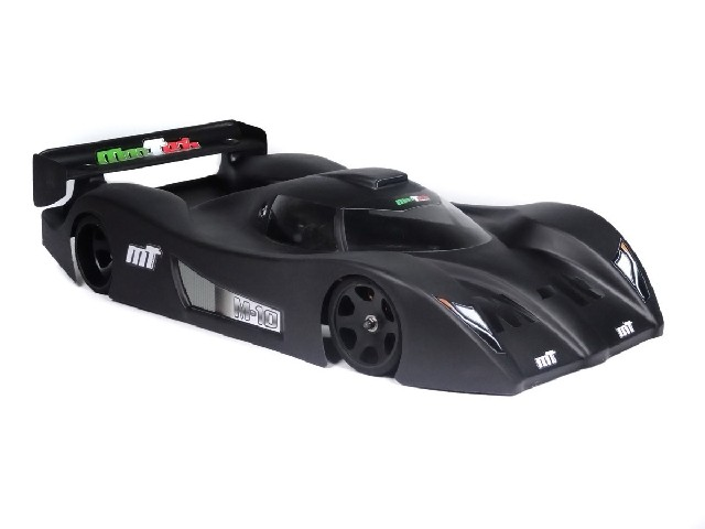 Montech Racing Toyota GT One style bodyshell 190mm