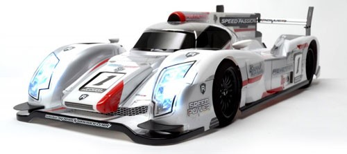 Speed Passion LM-1 Audi R18 style kit