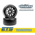 Volante F1 Front Rubber Slick Tires Medium Soft Co