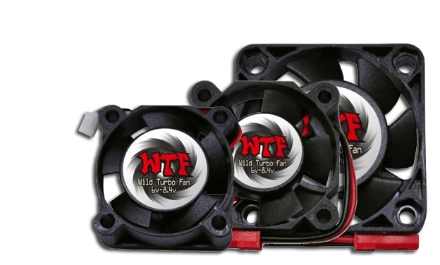 Wild Turbo Fan 30mm